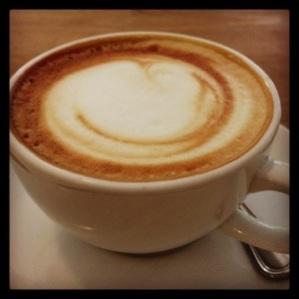 Aromatic Latte