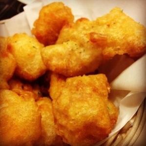 Truffle Chicken Bites