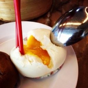 Cream Custard Bun