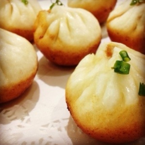Fried Bun (生煎包)