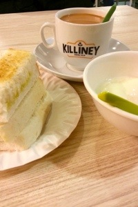 Killiney Kopi and Toast