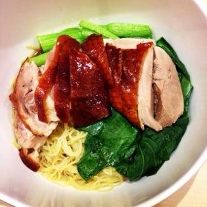 Roast Duck Noodle