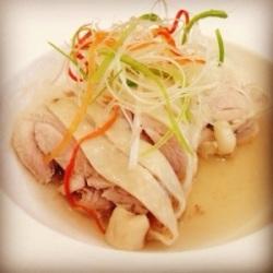 Shaoxing Hua Diao Drunken Chicken