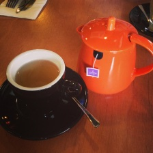 Well-designed teapot