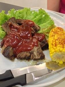 12-hour BBQ Beef Brisket
