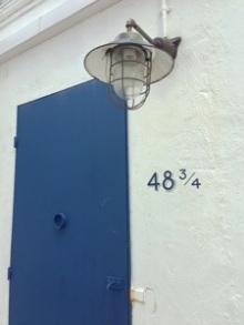 A hidden passageway?
