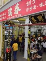 Popular place for dim sum