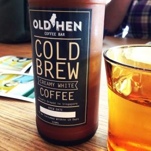White Cold Brew