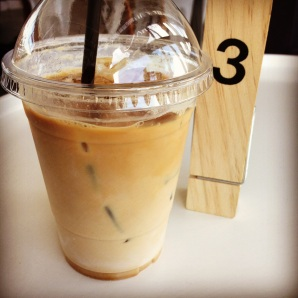 Iced Cafe Latter