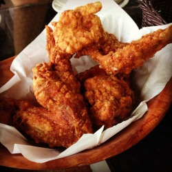 Bark Cafe's Specialty Chicken Wing