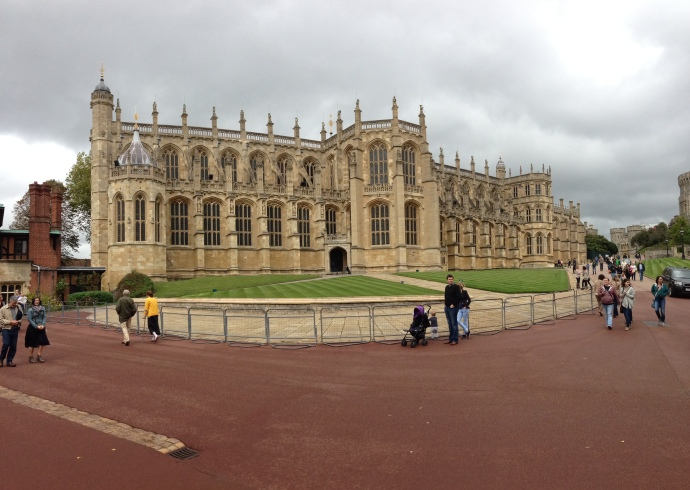 Majestic St. George's Chapel