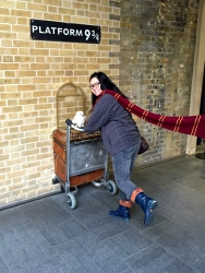 Off to Hogwarts!