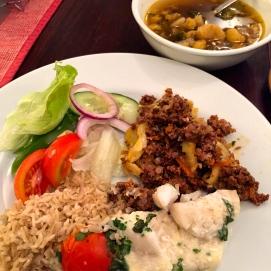 Icelandic lunch!