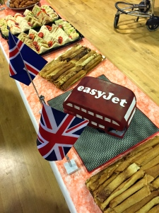 easyJet cake!