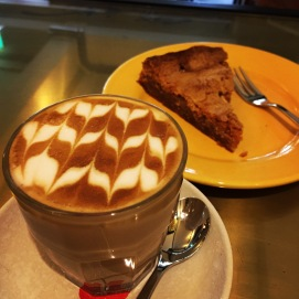 Different latte art