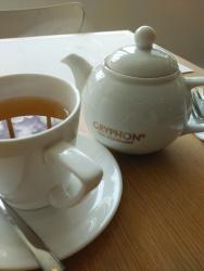 White Ginger Lily Tea