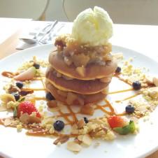 Apple Strudel Pancakes