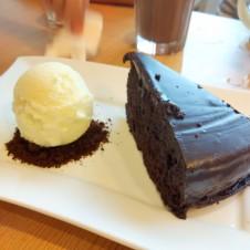 My Wife's Chocolate Cake