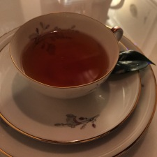 Apple Oolong Tea with Plum