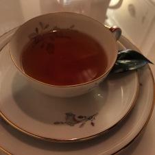 Apple Oolong Tea with Plum
