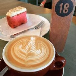 Nice Latte Art