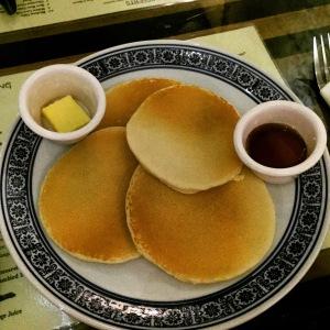 Kosong Pancakes