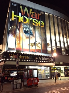 War Horse play at New London Theatre