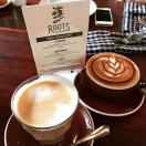 Cafe Latte and Cafe Mocha