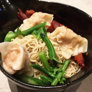Thai Wanton Noodle
