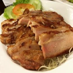 Thai Char-grilled Pork Collar