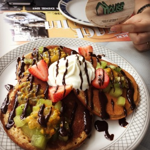 House Pancakes