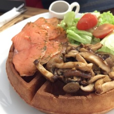 Nordic Style Waffle
