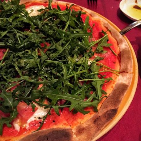 Grand Corpthorne Pizza