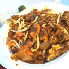 (tasteless) Char Kway Tiao