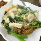 海鲜生面 Seafood Crispy Noodles