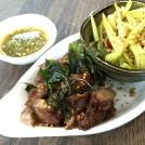 Thai Garlic Pork
