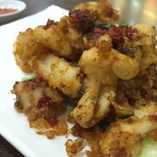 椒盐吊片 Salted and Peppered Cuttlefish