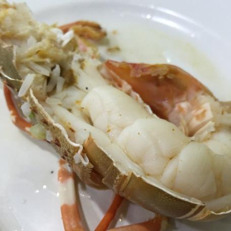 醉香龙虾粥 Live Lobster Porridge