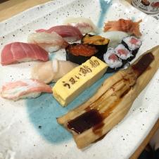 店長おすすめにぎり Chef's Recommended Nigiri