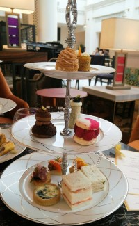 Royal Heritage Afternoon Tea