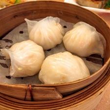 Shrimp Dumpling 冬筍鲜虾饺