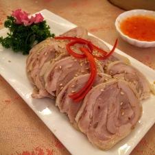 Chicken with Wine 花雕酒鸡卷
