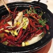 水煮魚 Stewed Fish Fillet in Super-spicy Szechwan Pepper Sauce