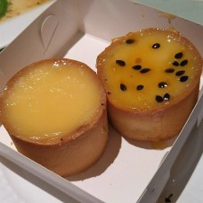 Delectable tarts