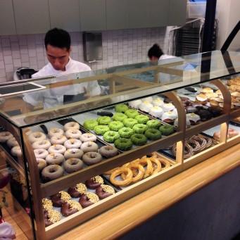 So many many donuts!