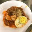 냉면 (Naengmyeon) Cold Noodles 冷麵