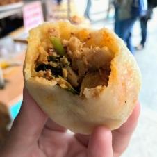 김치만두 (Gimchi Mandu) Kimchi Dumplings
