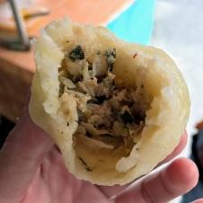 고기만두 (Gogi Mandu) Meat Dumplings