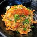 樱花虾鮭魚炒飯 Sakura Shrimp and Salmon Fried Rice