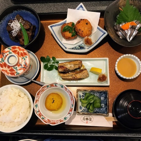 さつま定食 Satsuma Set Menu